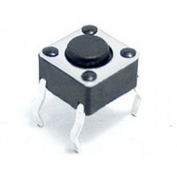 Switch Tactile Push Button 6*6*4mm 4 Pin (each) [1L33]