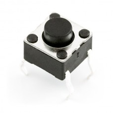 Switch Tactile Push Button 6*6*5mm 4 Pin (each) [1L33]