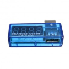 USB Power Voltage Current Monitor Meter 7V 2.5A Single