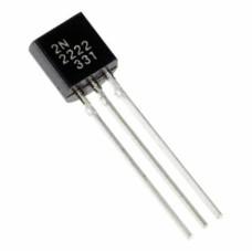 2N2222A NPN Transistor 40V 600mA TO-92 [C17]