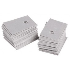 Insulation Silicone Pads TO220 Heatsink (ea) [pb148]